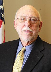 John A. Baas Headshot